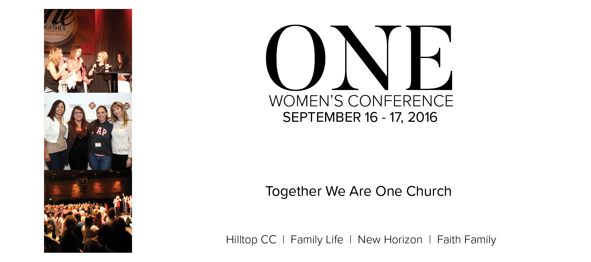 One Women's Conference