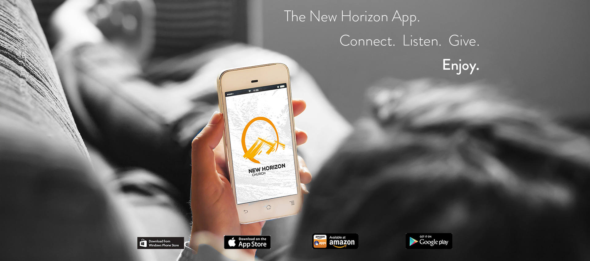 The New Horizon App is Here!