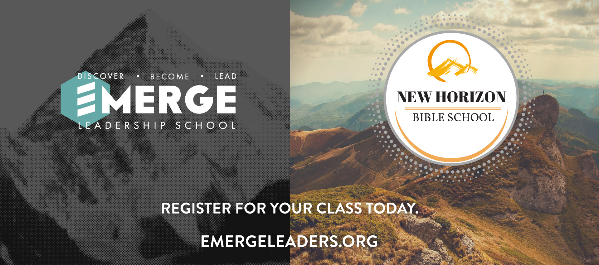 Emerge Leadership School - Register Today